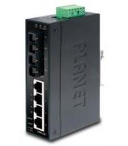 Switch Fast Ethernet 4-Porte 10/100Base-TX IP30 Slim + 2-Porte