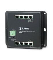 Switch Gigabit a parete 8Porte 10/100/1000Base-T IP30 -10 a 60°C