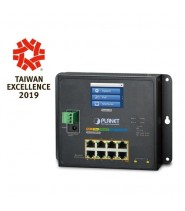 Switch Gigabit L2+ 8-Porte 10/100/1000-T 802.3at PoE