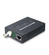 1-Porta Gigabit Ethernet over Coaxial Converter