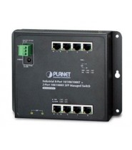 Switch Gigabit Managed 8-Porte 10/100/1000-T + 2-Porte 100/1000