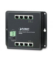 Switch Gigabit a parete 8Porte 10/100/1000Base-T IP30 -10 a 60°C