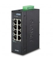 Switch Fast Ethernet 8-Porte 10/100Base-TX IP30 SLIM -40 a 75°C