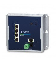 Router IP 30 motaggio a parete 5 porte100/1000 -10/+60C