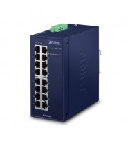 Switch Unmanaged 16-Porte 10/100/1000T (-40 a 75°C)