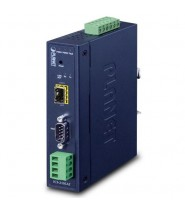Serial Device Server Industriale 1-Porta RS232/RS422/RS485 IP30 (1 x 10/100TX, -40 a 75°C, dual 9~48V)
