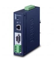 Modbus Gateway Industriale 1-Porta RS232/RS422/RS485 (1 x 10/100-TX, -40 a 75°C, dual 9~48V DC, Modbus RTU/ASCII, Master/Slave )