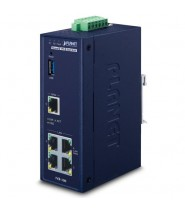 VPN Security Gateway Industriale 5-Porte 10/100/1000T   Dual-WAN Failover and Load Balancing,
