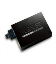Media Converter 10/100TX a 100Base-FX (SC) Monomodale - 15KM, LF