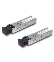 Transceiver fibra SFP (40KM) 100Mbps WDM Tx-1550