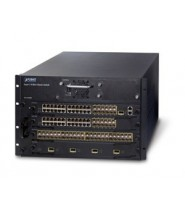SWITCH CHASSIS 4-SLOT 10G
