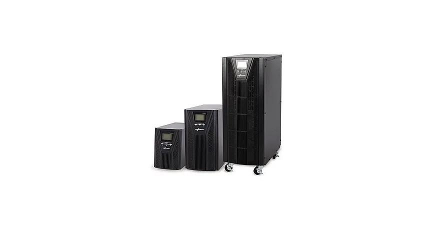 Third Power serie UPS On line a doppia conversione ad alta efficienza